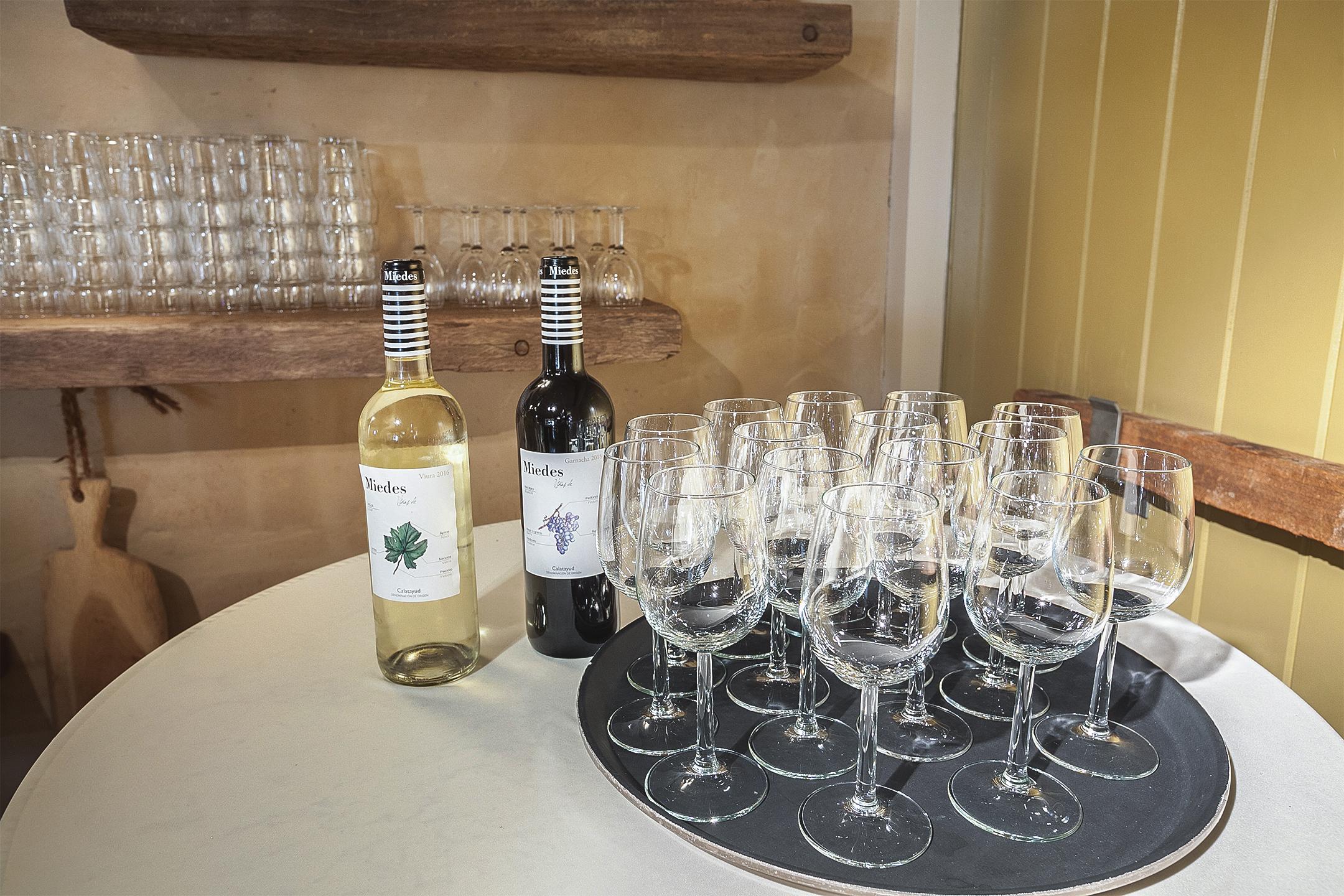 Foto's website / Foto wijn