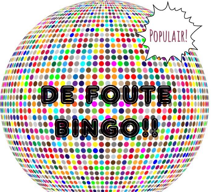 Foto's website / foute bingo